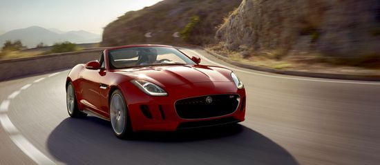 F-TYPE is the true Jaguar sports car for tomorrow and beyond. The next in a distinguished bloodline that delivers the look, the feel, the performance and handling of a Jaguar.
