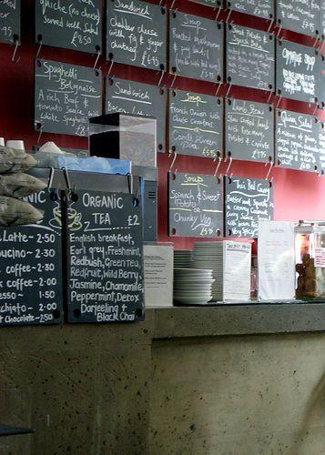 Aveda Cafe
