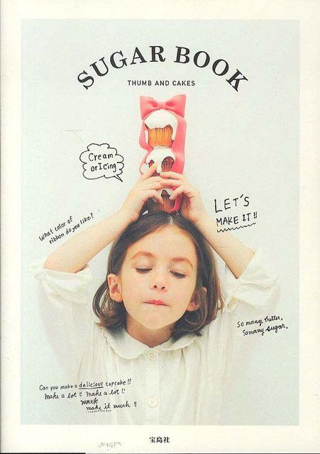 Cover Magazine / Book Sugar Book