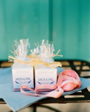 Provencal-milled lavender soaps