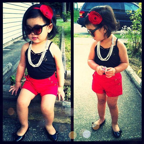 #love # babies #girl #fashion #shoes