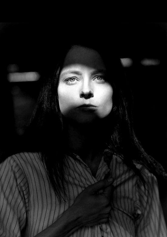 Jodie Foster. (Love)