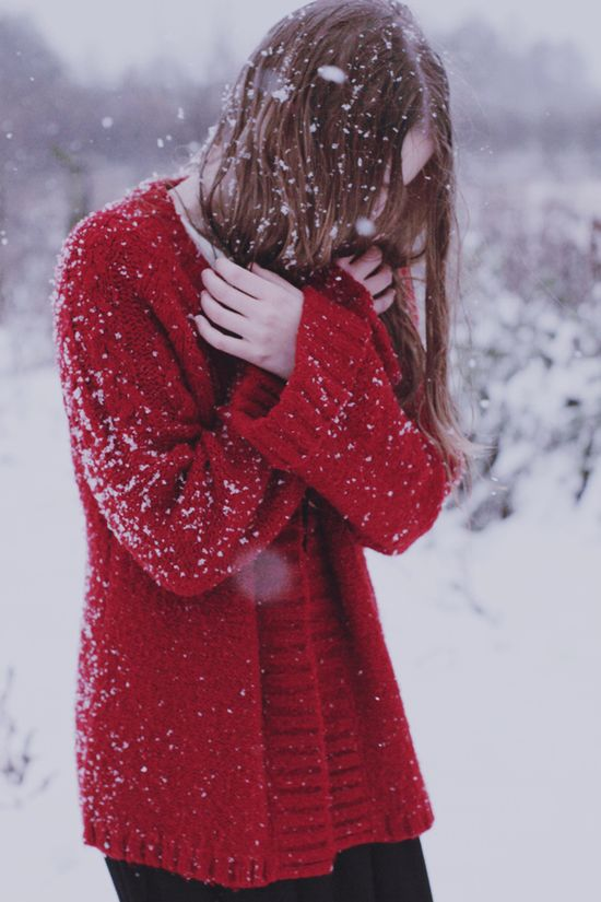 We will sleep under a blanket of freshly fallen snow (by *Nishe)