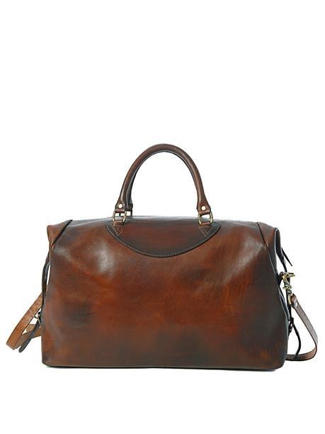 Sandast - Munich Leather Bag (Brown)