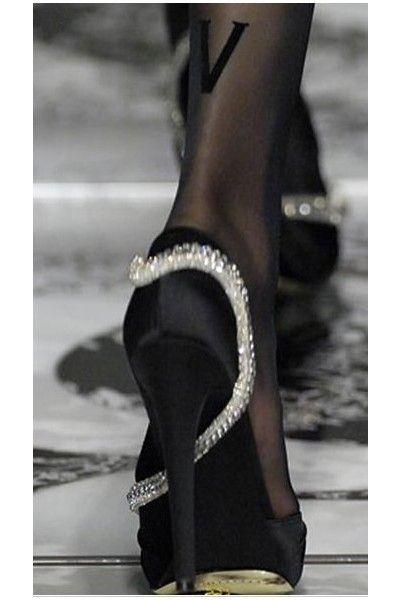 Black Valentino Shoes