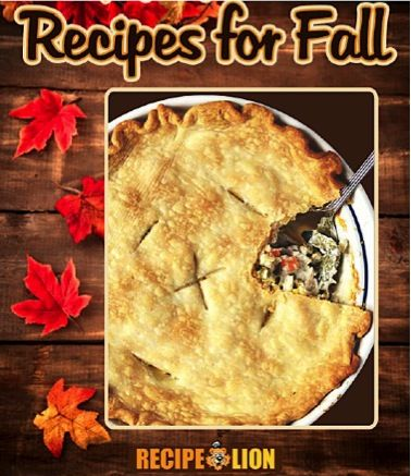 FREE e-Cookbook: 25 Easy Recipes for Fall! #recipes
