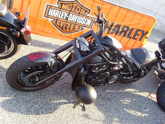Some impressions from #HarleyDays in #Hamburg #Germany in 2010