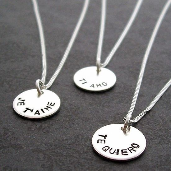 Valentine Jewelry  Language of Love by EclecticWendyDesigns, $27.00