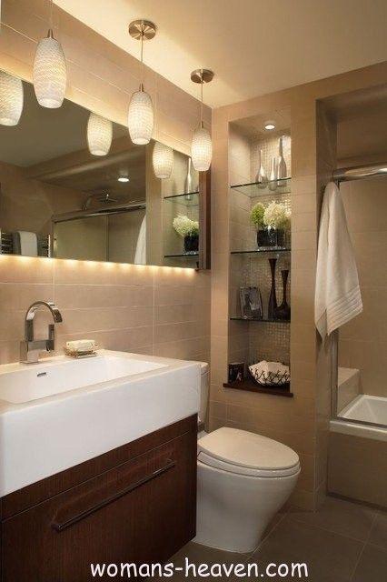 home decor interior design decoration image picture photo bathroom www.womans-heaven...