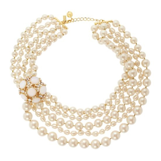 this would be amazing with a wedding dress!!! kate spade