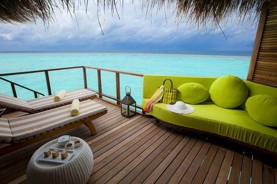 Maafushivaru Hotel, Maldives