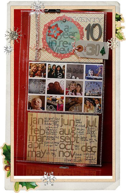 .always wanted to do this kind of scrapbook