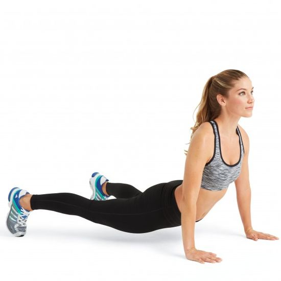 The No-Gym All-Over Toning Plan: Sprawl