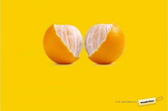 Oranges – Wonderbra