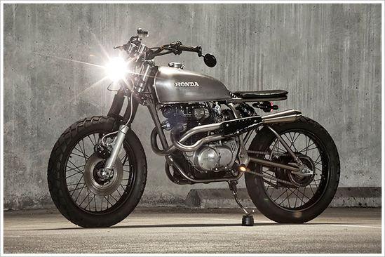 Honda CB360 by Brandon Nelson