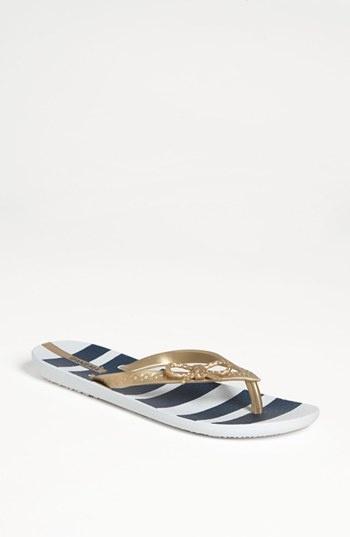 Cute! Maritime Flip Flop