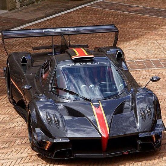 Super Deadly - Pagani Zonda #customized cars #celebritys sport cars #ferrari vs lamborghini