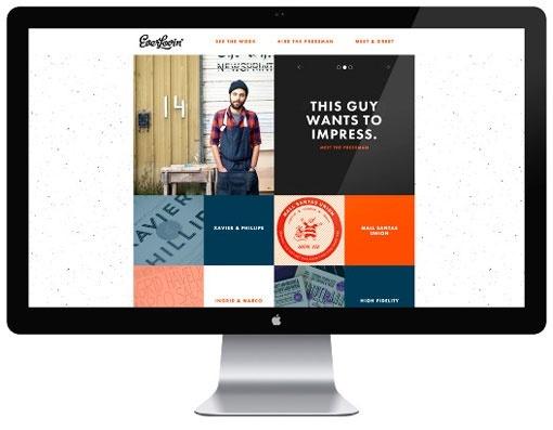Web design inspiration - everlovinpress.com/