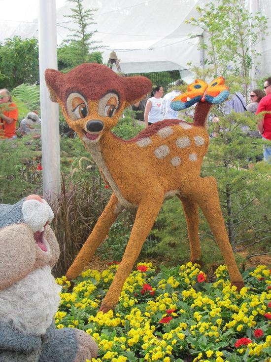 Epcot Flower & Garden Festival, Walt Disney World