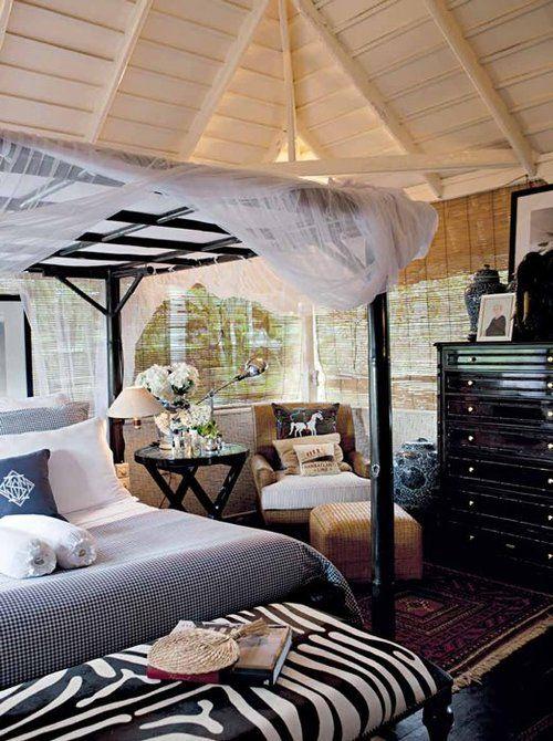 Bedroom, driftwood interiors