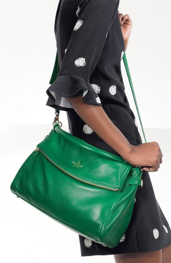 kate spade new york 'cobble hill - little minka' satchel #Nordstrom #AugustCatalog