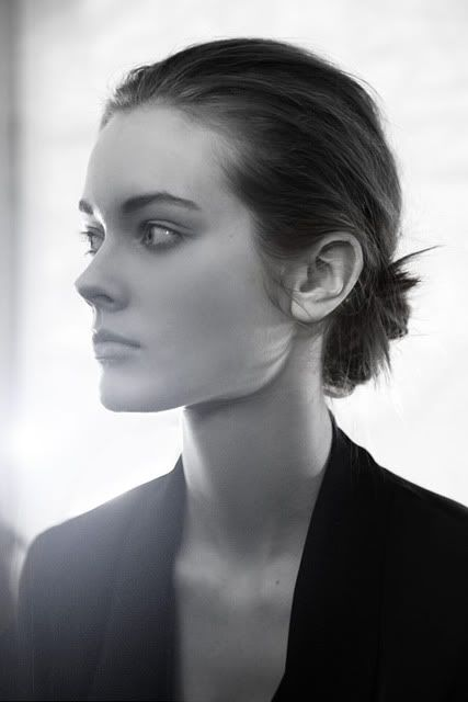 Monika Jagaciak #fashion #models #portrait