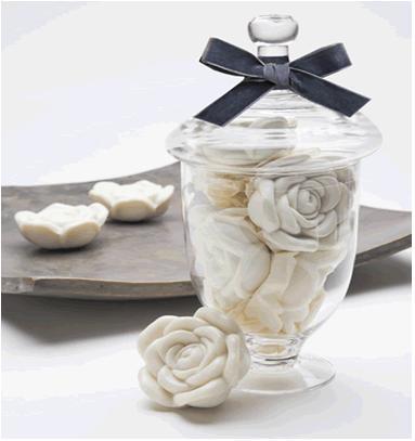 handmade rose soaps