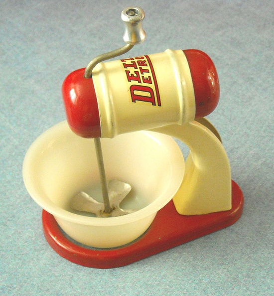 Vintage DELTA DETROIT toy mixer* by ilovehesby