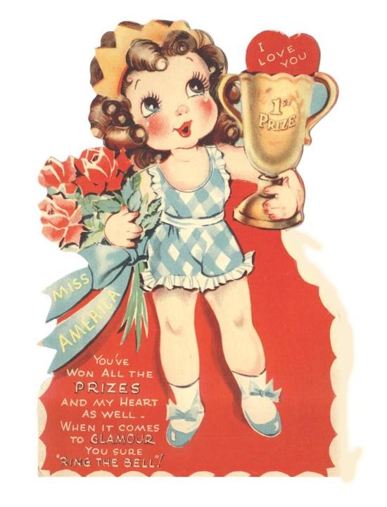 vintage Valentine google.com