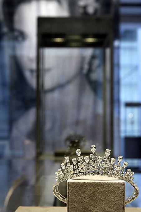Princess Grace Tiara
