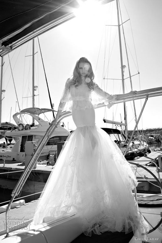 Galia Lahav 2013-2014 Bridal Collection