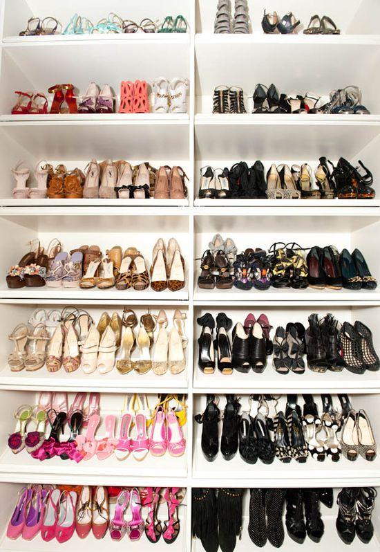 so many shoes