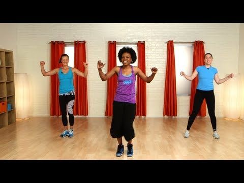 Put on your dancing shoes and get ready to groove into your workout with this 10-minute version of Crunch Gyms 2Fly Hip-Hop class. Its so fun! Even if you think you have two left feet, the moves are easy enough for you to follow along. Press play and get ready to have a dance party in your living room.