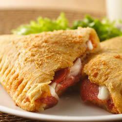 Crescent Pizza Pockets Allrecipes.com