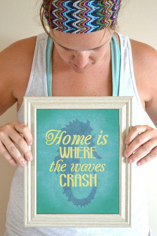 For the beach house :)