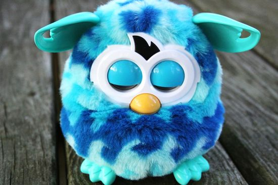 Have you seen the new Furby Boom? It has an app that interacts with your smart phone or tablet.