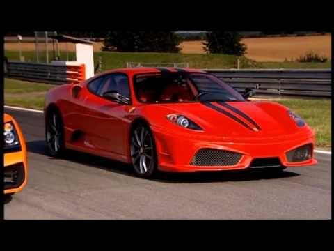 Lamborghini Gallardo Superleggera VS Ferrari F430 Scuderia