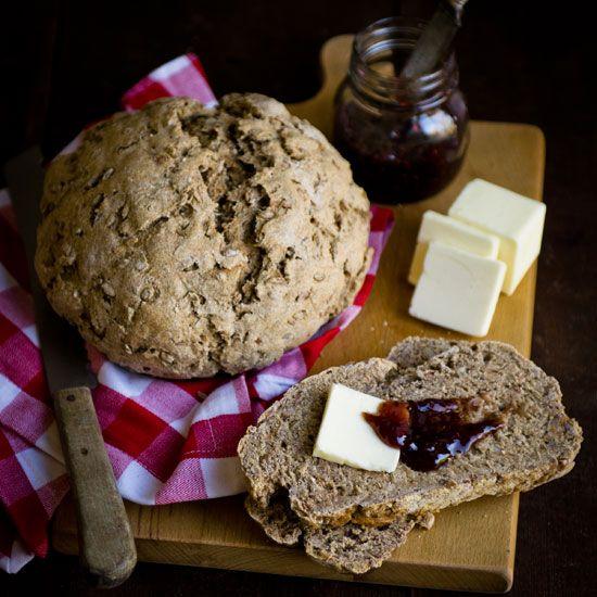Rye Berry Bread // More Fabulous Breads & Biscuits: www.foodandwine.c... #foodandwine