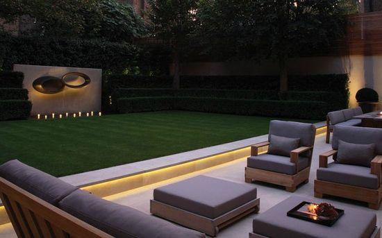 luciano giubbilei,simple garden design