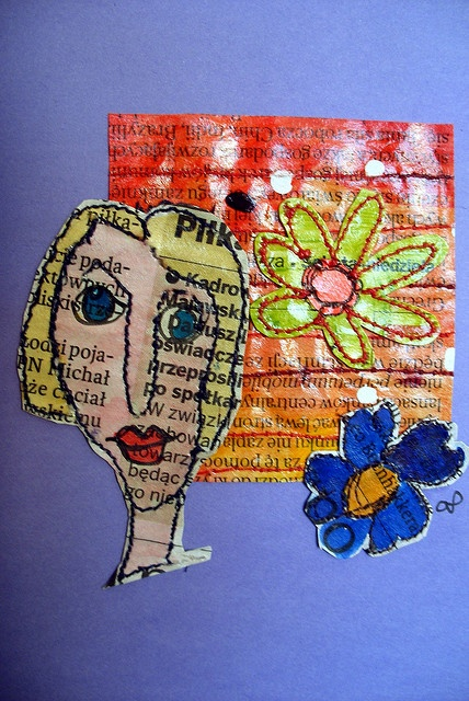 scrappy annie: Handmade card