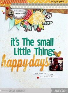 Happy Days by piradee at #StudioCalico