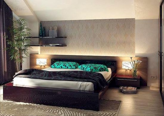 Accent Wall Bedroom Decor