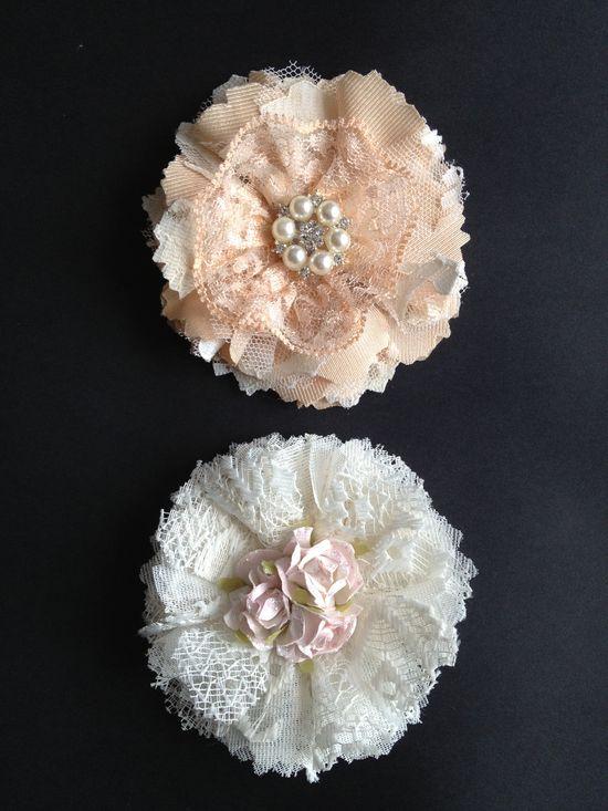 Handmade flowers sherry made