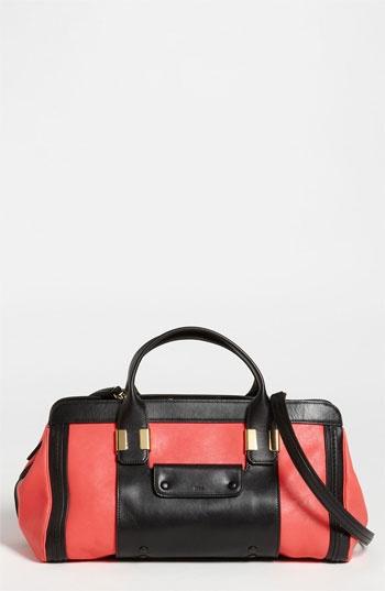 Chloé 'Alice Springs' Leather Satchel