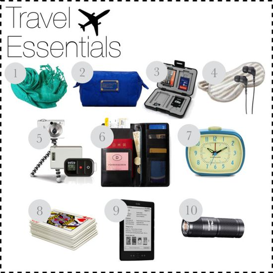 travel essentials for any trip you take, pin now use later!  #WildAbout30