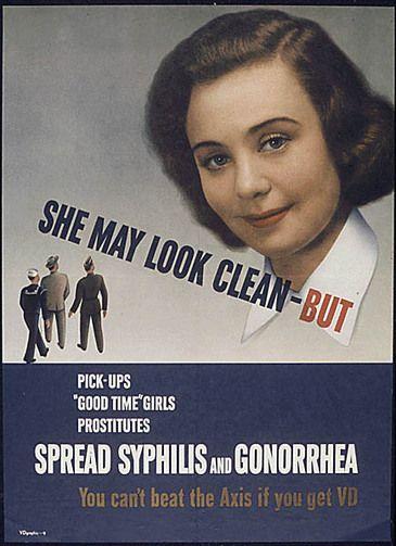 funny vintage ads - VD print ad during war OMG I'm dying LOL!!!!!