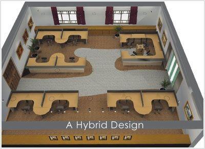 hybrid desk