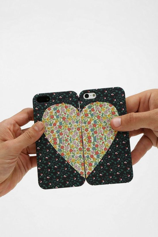 The best phone case for you and your bestie. #urbanoutfitters