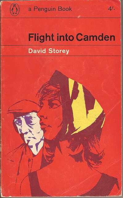 David Storey - Flight into Camden (upped by Covers etc, via Flickr)