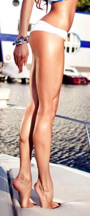 Great legs!!!!!  I want!!